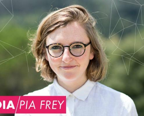 Pia Frey im OMRMedia Podcast - Opinary